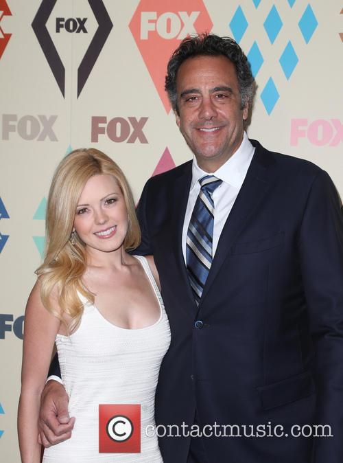 Brad Garrett and Isaball Quella 5