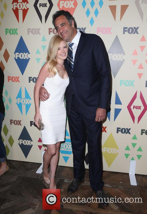 Brad Garrett and Isaball Quella 8