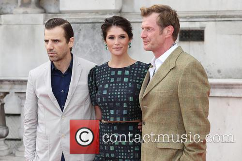 Mel Raido, Gemma Arterton and Jason Flemyng