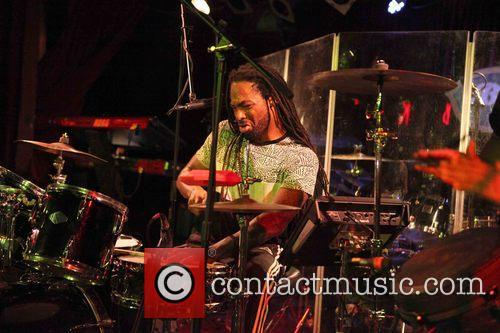 Courtney Panton Jr and New Kingston 8