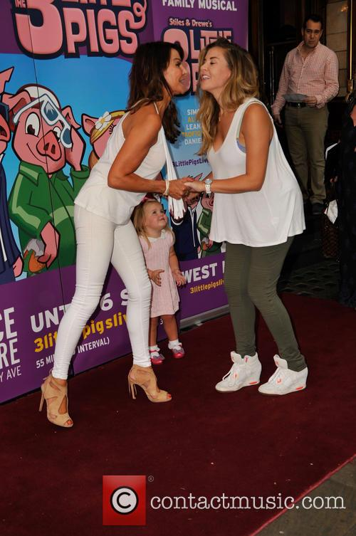 Lizzie Cundy and Imogen Thomas 6