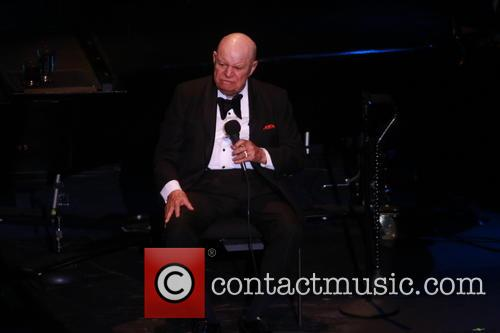 Don Rickles keeps the folks of New York...