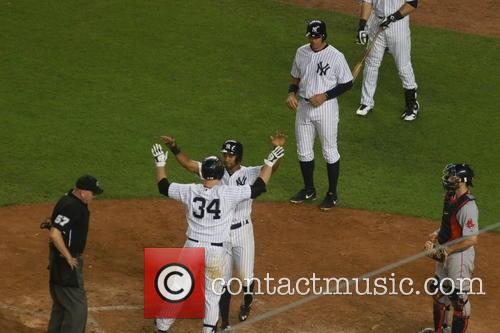 Yankees Celebrate 5