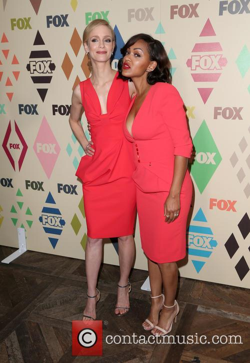 Laura Regan and Meagan Good 2