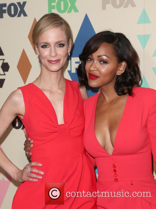 Laura Regan and Meagan Good 5