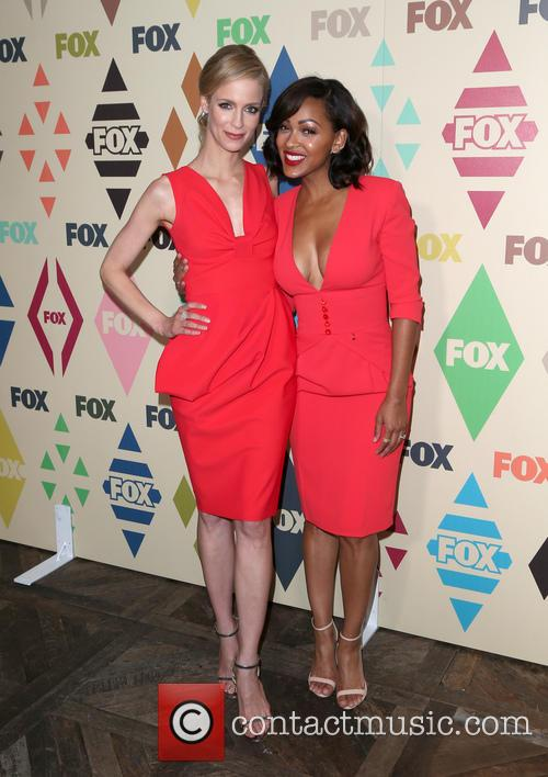 Laura Regan and Meagan Good 6