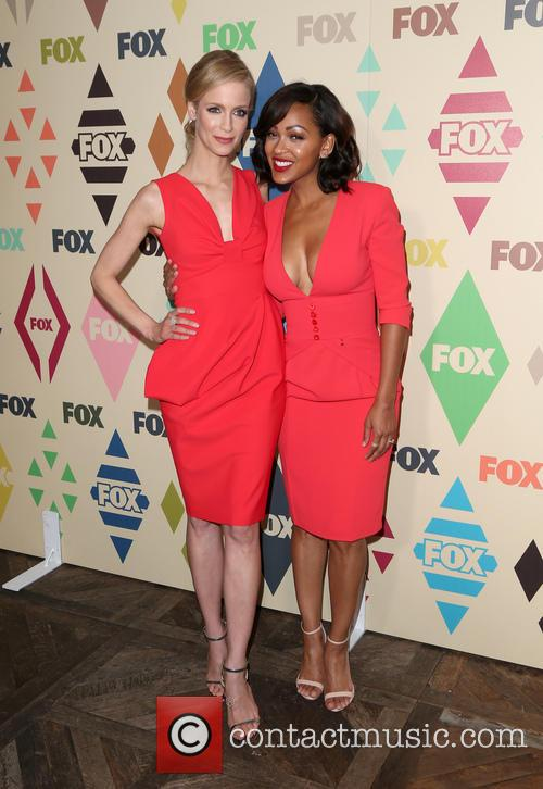 Laura Regan and Meagan Good 7