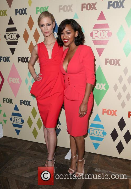 Laura Regan and Meagan Good 1