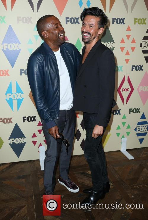 Lee Daniels and Jahil Fisher 7