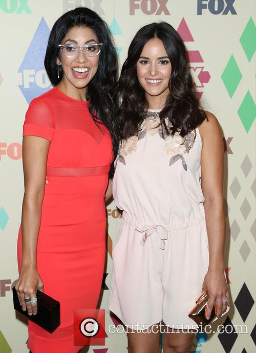 Stephanie Beatriz and Melissa Fumero 4