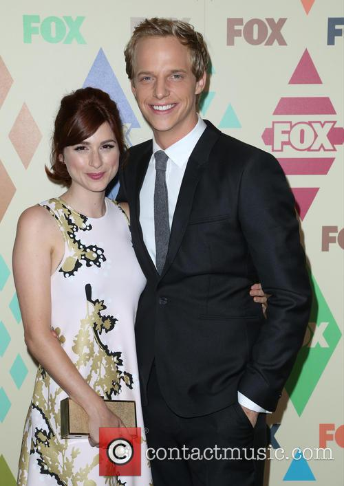 Aya Cash and Chris Geere 7