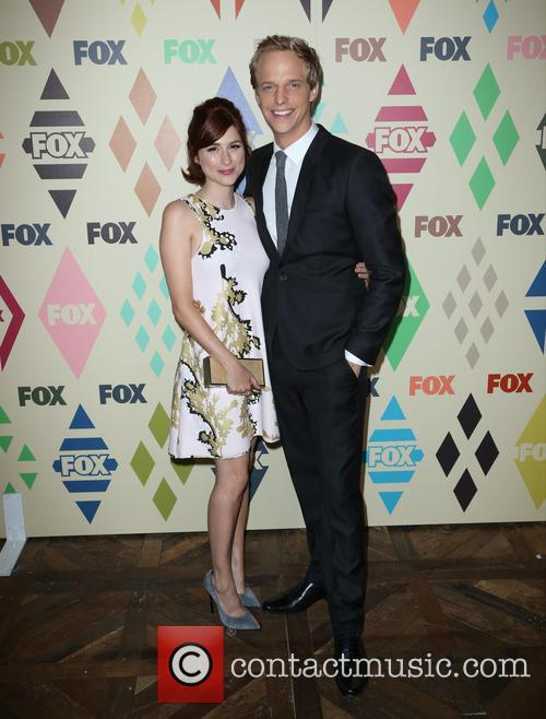 Aya Cash and Chris Geere 8