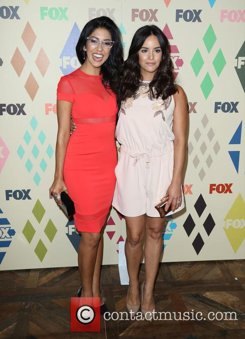 Stephanie Beatriz and Melissa Fumero 7