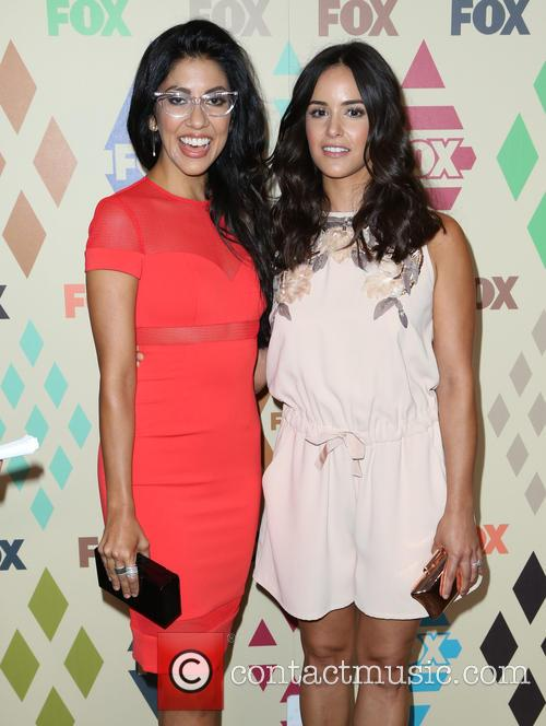 Stephanie Beatriz and Melissa Fumero 8