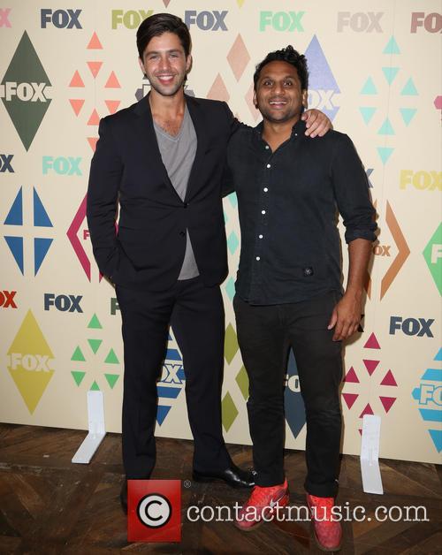 Josh Peck and Ravi Patel 2