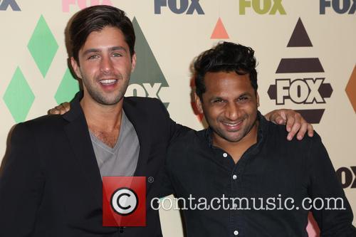 Josh Peck and Ravi Patel 1