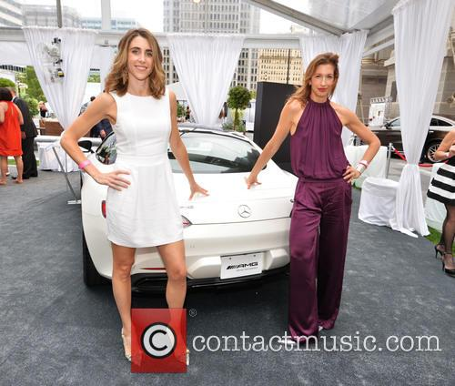 Sarah Megan Thomas and Alysia Reiner 2