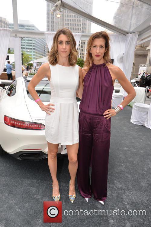 Sarah Megan Thomas and Alysia Reiner 3