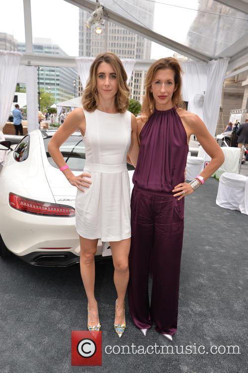 Sarah Megan Thomas and Alysia Reiner 4