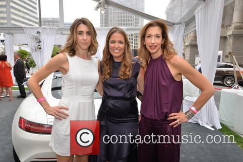 Sarah Megan Thomas, Ashley Patterson and Alysia Reiner 5