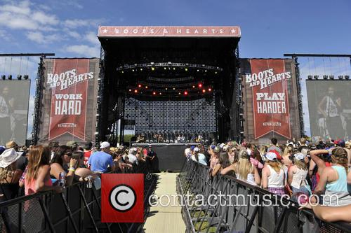 Boots and Hearts Music Festival 2015 - Day...