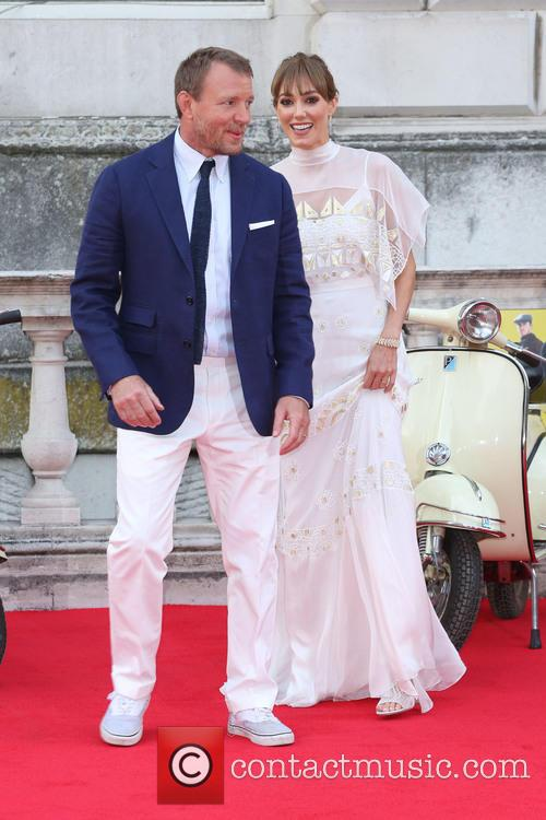 Guy Ritchie and Jacqui Ainsley 2