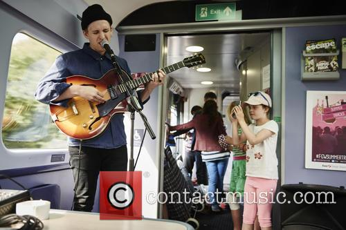 Rhodes surprises First Great Western passengers with a...