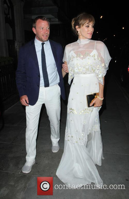 Guy Ritchie and Jacqui Ainsley 6