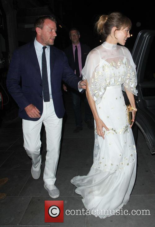 Guy Ritchie and Jacqui Ainsley 7