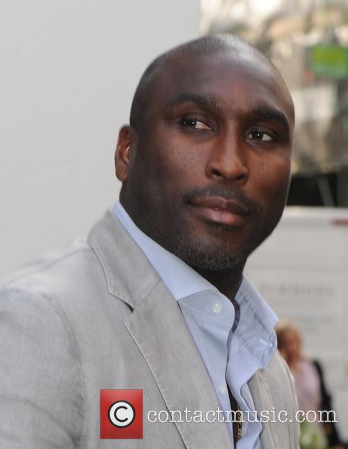 Sol Campbell out in London