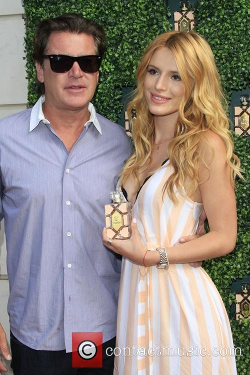 Jimmy Sommers and Bella Thorne 1