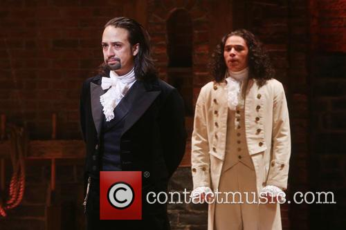 Lin-manuel Miranda and Anthony Ramos 2