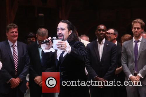 Lin-manuel Miranda, Cast and Creative Team 8
