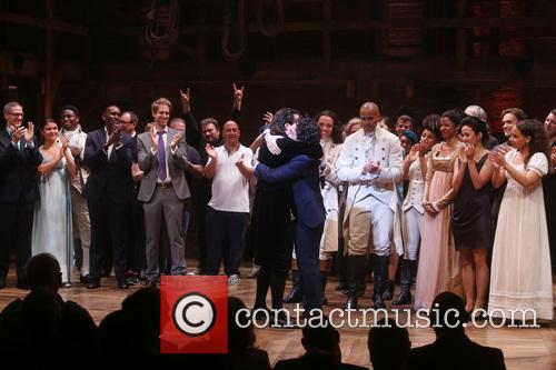 Lin-manuel Miranda, Cast and Creative Team 9