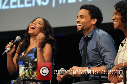 Sanaa Lathan and Michael Ealy 3