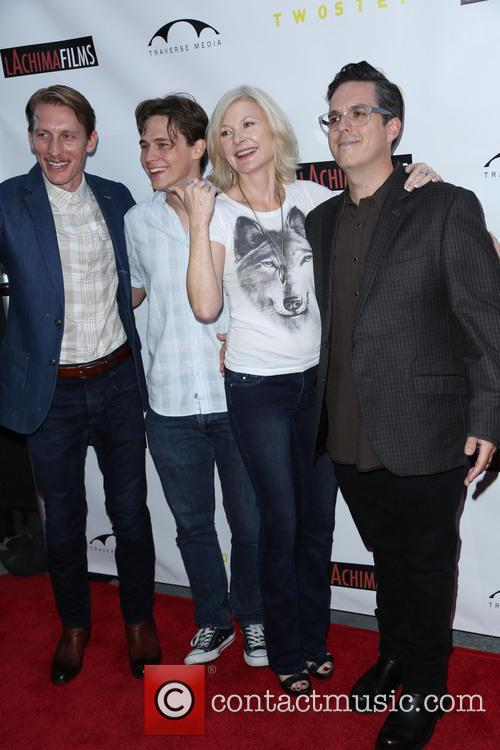 James Landry Henrt, Jason Douglas, Skyy Moore and Beth Broderick 5