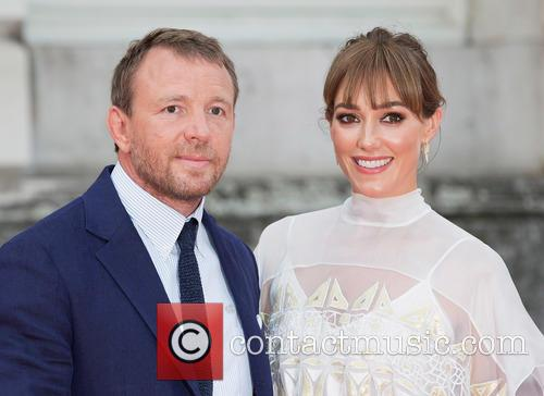 Guy Ritchie and Jaqui Ainsley 8