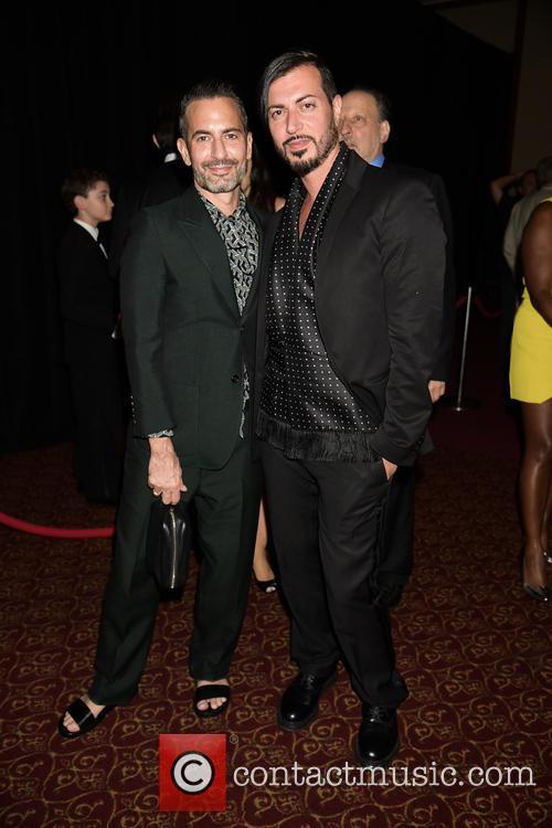 Marc Jacobs and Lorenzo Martone 1