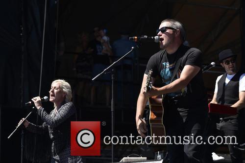 Small Town Pistols, Amanda Wilkinson and Tyler Wilkinson 1