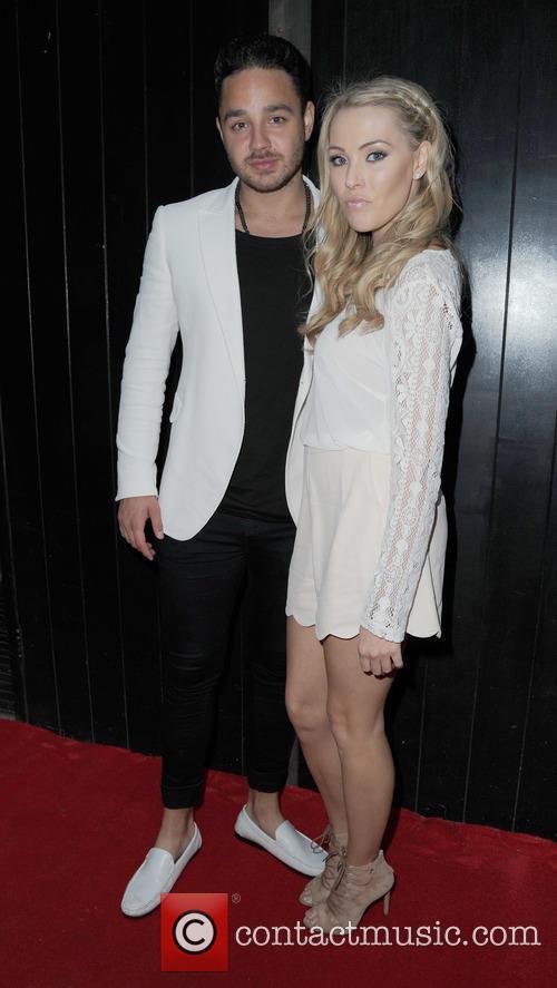 Adam Thomas and Caroline Daly 2