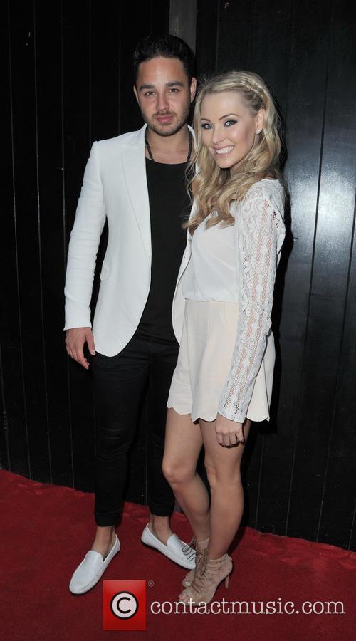 Adam Thomas and Caroline Daly 1