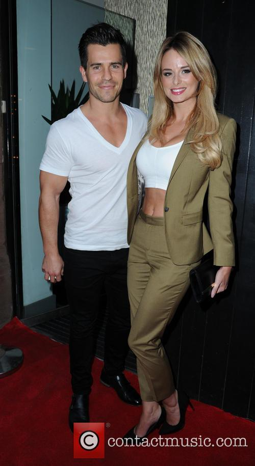 Oliver Mellor and Rhian Sugden 5