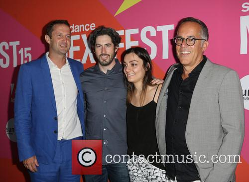 Trevor Groth, Jason Reitman, Guest and John Cooper 2