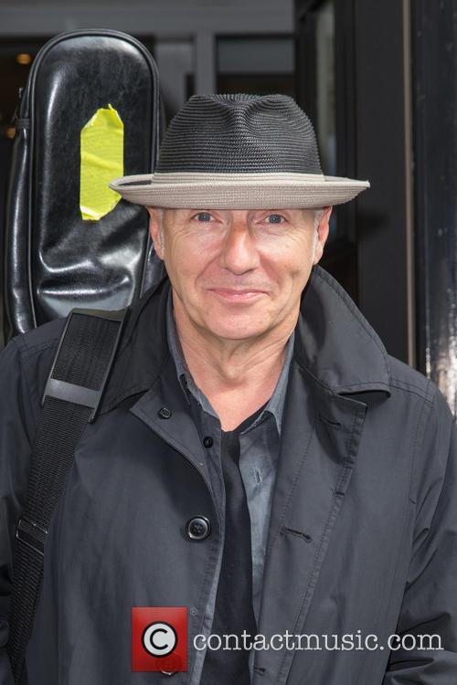 Celebrities at the BBC Radio 2