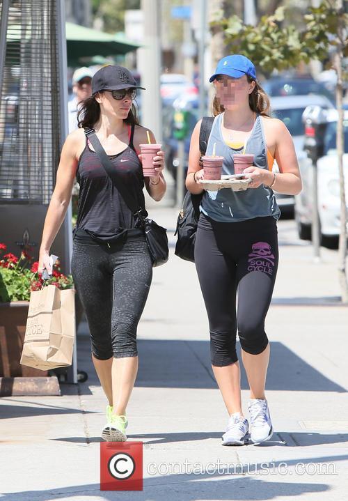Tana Ramsay and Holly Ramsay 9