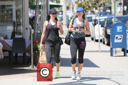 Tana Ramsay and Holly Ramsay 10