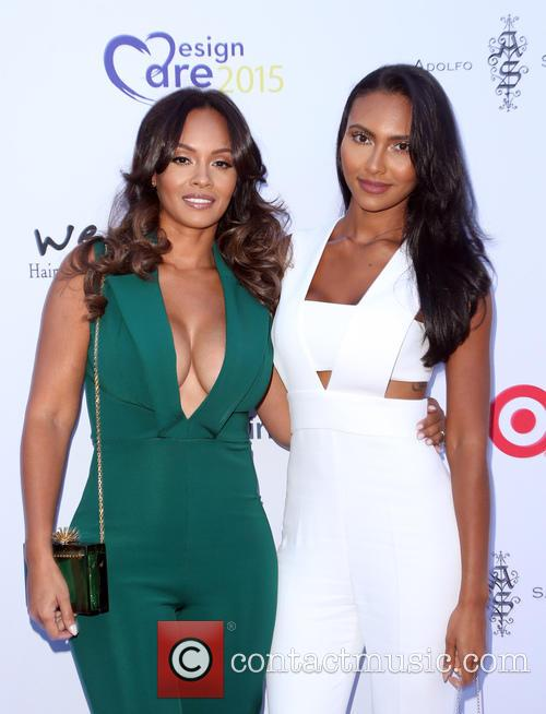 Evelyn Lozada and Shaniece Lozada 3