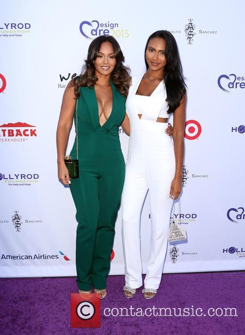 Evelyn Lozada and Shaniece Lozada 1