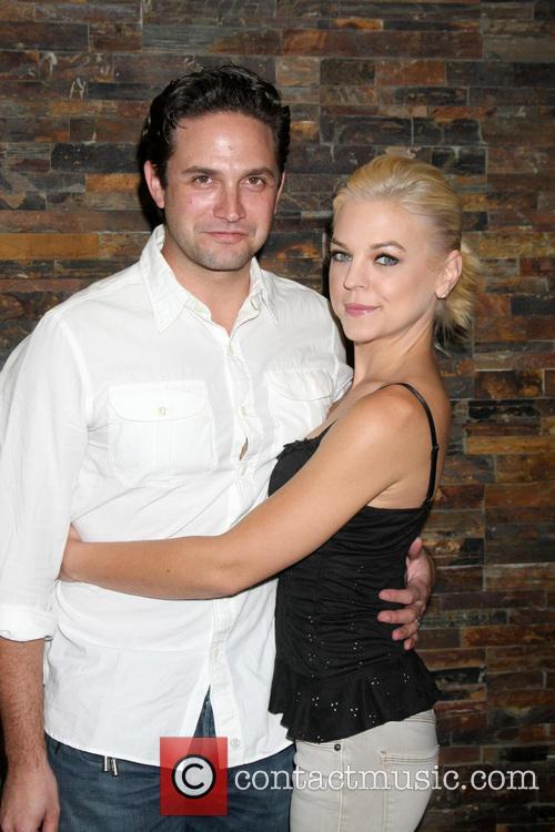 Brandon Barash and Kirsten Storms 3