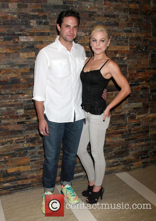 Brandon Barash and Kirsten Storms 1